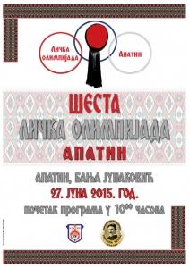 Plakat LO 2015